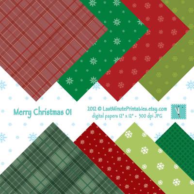 USD 2.59, wallpaper pack, Christmas template, Christmas banner, shelf paper, paper anniversary, wrap, wallpaper scrap, Christmas sticker, tartan