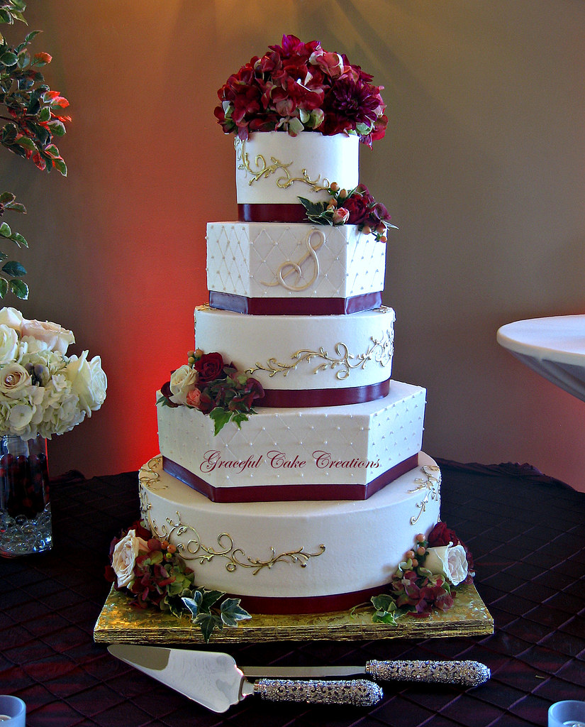 Image Result For Amazing Navy Blue Wedding Cakes For Different Touch