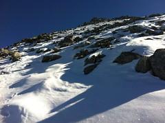 Aufstieg Almerhorn Gipfel