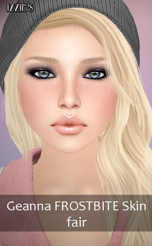 Geanna Frostbite Skin (Collabor88)