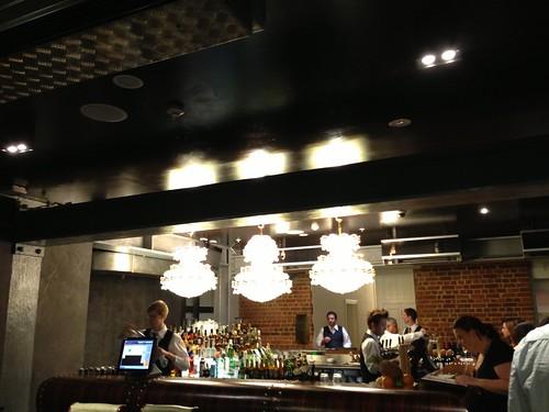 The Terrace Hotel bar