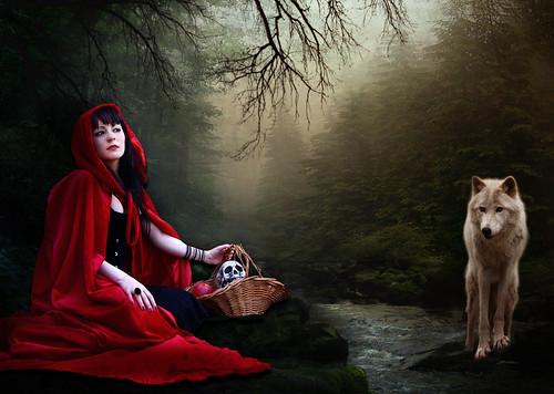 Red Riding Hood by chiaralily CC Flcikr
