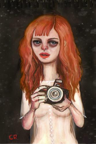 Untitled - Camera Girl