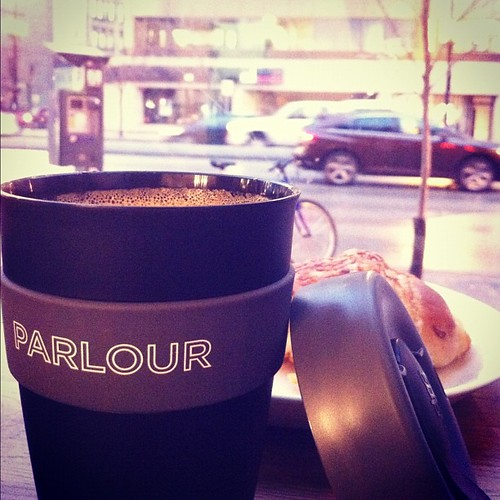 My new parlour keep cup!