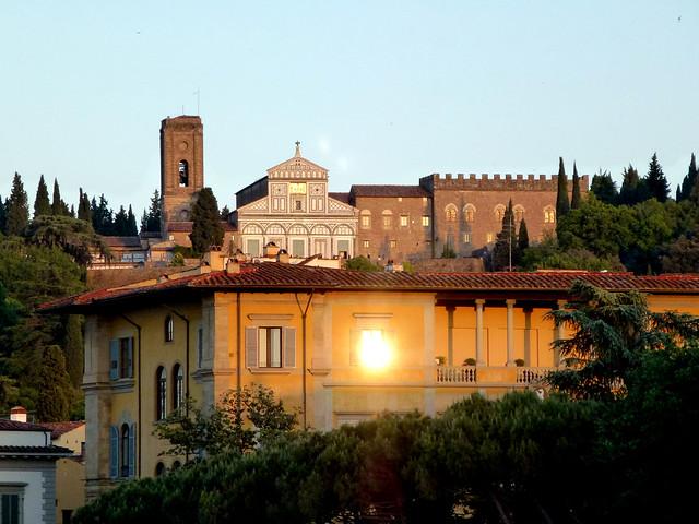 Florence - jour 1 - 107 - Basilica di San Miniato al Monte