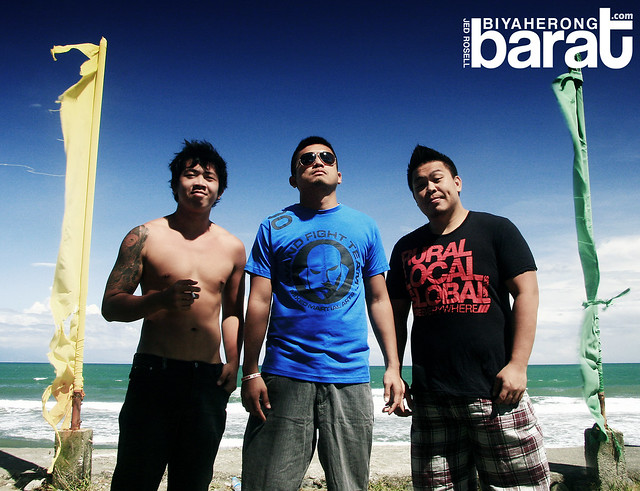 Jed, Jam, and John Maru in Baler Aurora