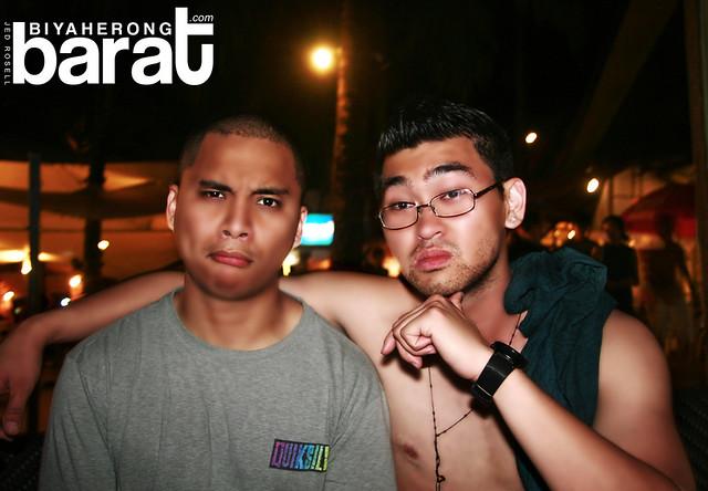 Jay And Shua in Boracay