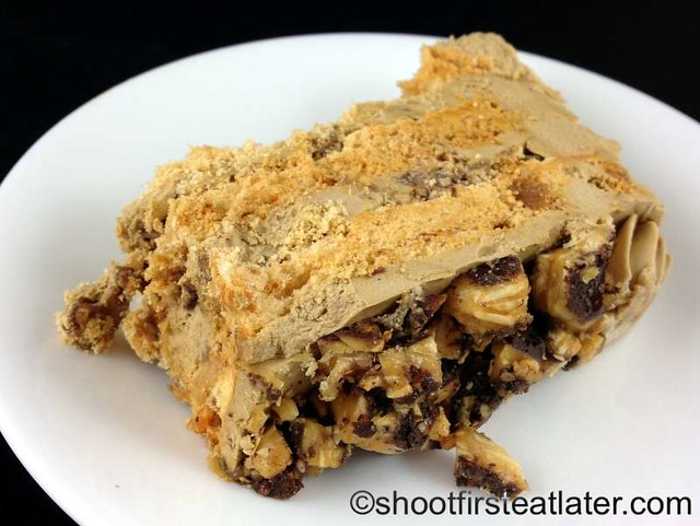 Kitchen's Best Home Patisserie's coffee toffee sansrival