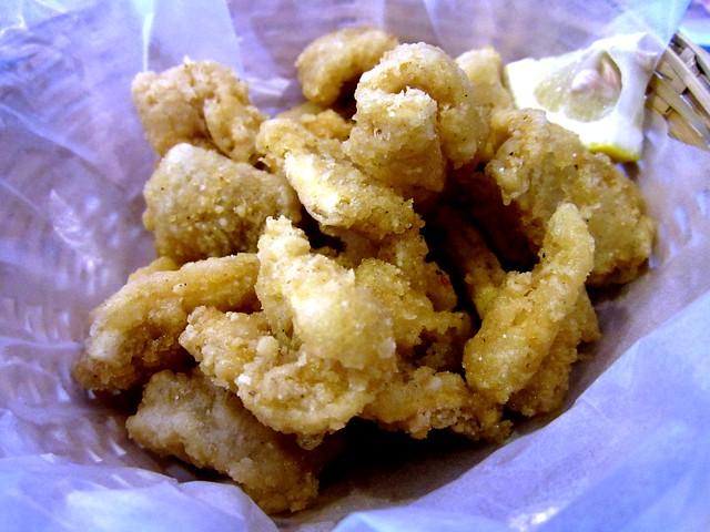 Salt & peper calamari
