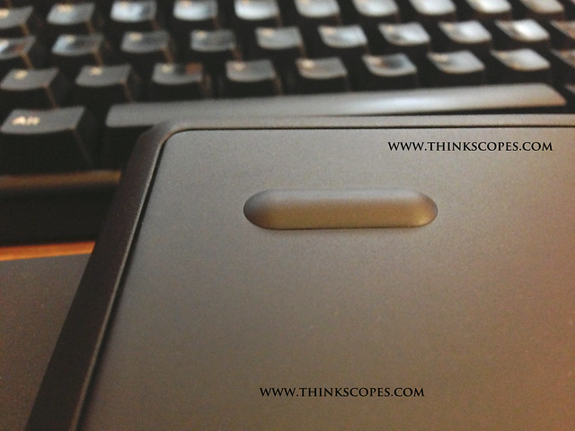 ThinkPad T430u rubber feet