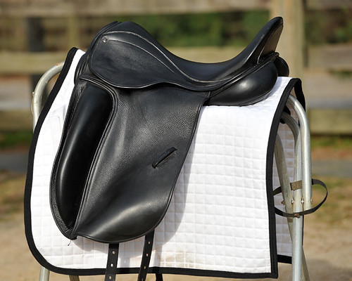 County Fusion dressage saddle for sale