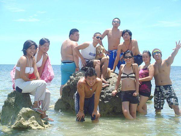 Potipot Island around 2005 - 2006