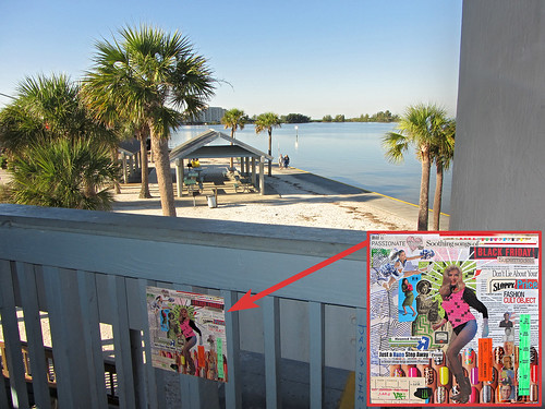 Relationship LVIII  (Left in Hudson Beach, Florida)