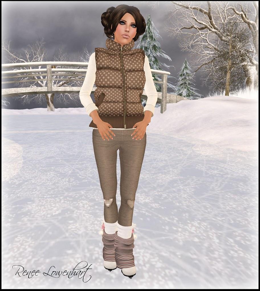 A Winter Paradisis