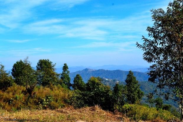 Kisama, hilltop