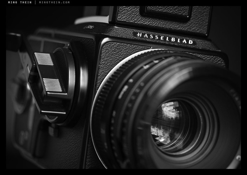Film diaries: A quick introduction to Hasselblad V-series