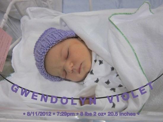 Gwendolyn Violet