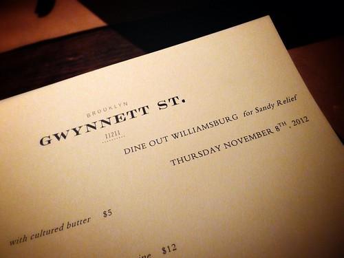 Gwynnett Street