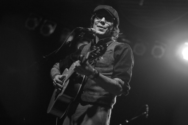 justin townes earle @ cat's cradle