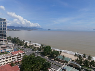 Nha Trang Balcony view 2 by simmogem, on Flickr
