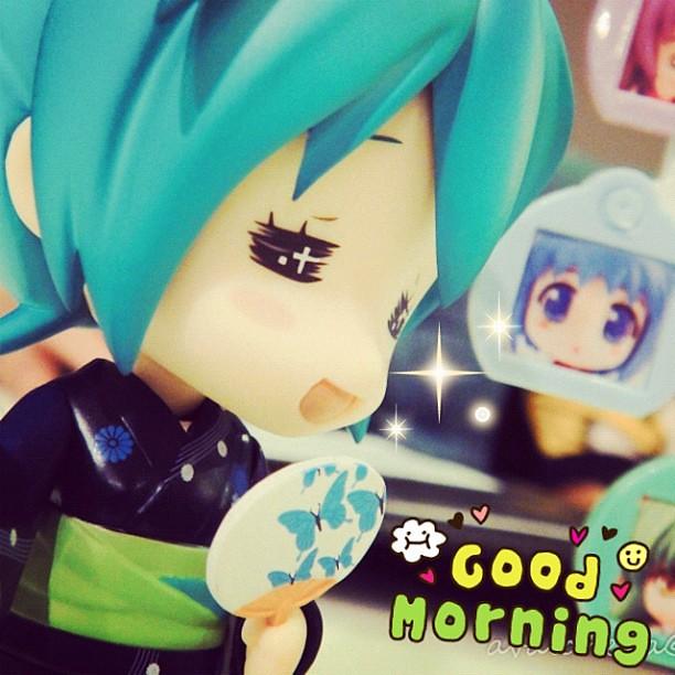 Good Morning~ by avalonexa