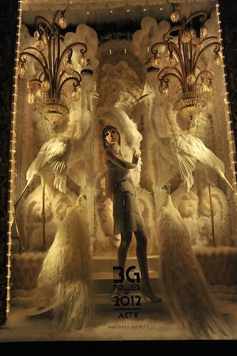 BERGDORF GOODMAN'S  CREATIVE HOLIDAY WINDOW DISPLAYS  2012    -     Bergdorf Goodman,  Fifth Avenue  NYC   -       12/03/12 by asterix611