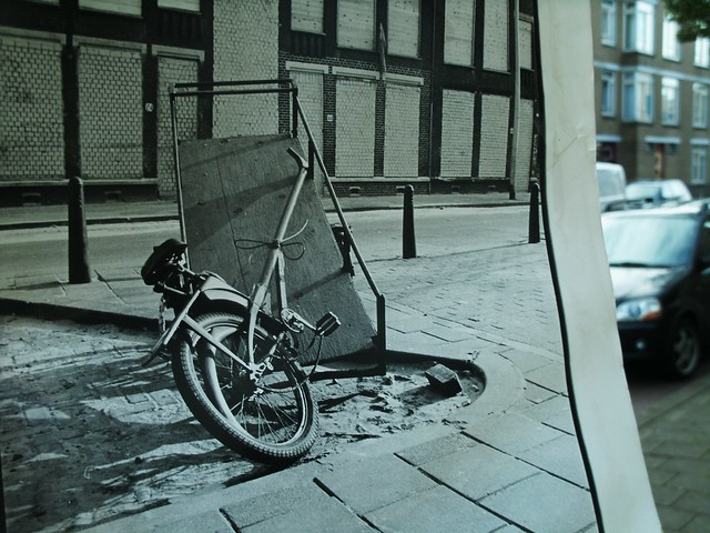 30 jaar later. Van Ostadestraat.