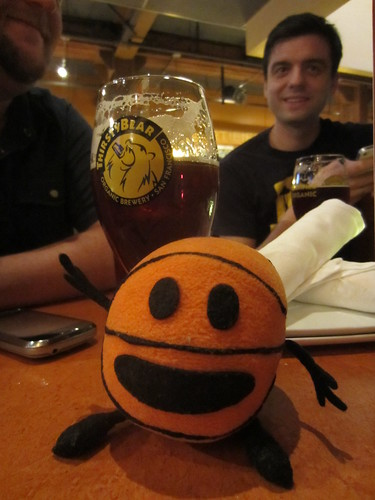 bally at thirsty bear brewing