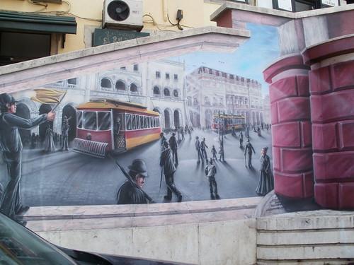Mural Lisboa