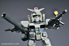 SDGO RX-78-2 (G3 Rare Color Variation) Unboxing & Review - SD Gundam Online Capsule Fighter (38)