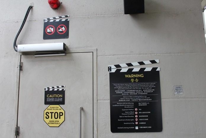 Universal Studios Singapore - New York