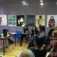 A venir, le Collectif Contre la Discrimination, sur le thème de la violence faite aux femmes
