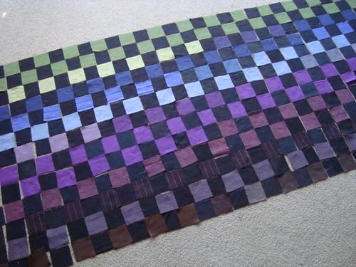 A checkerboard?