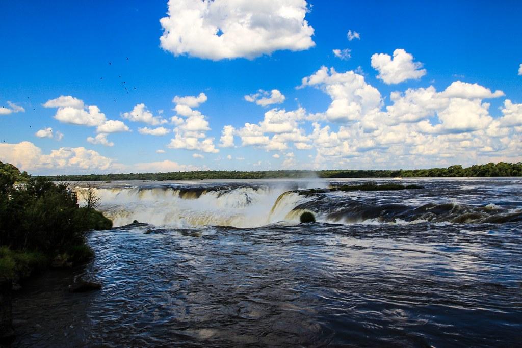 Garganta del Diablo (Devil's Throat), Iguazu Falls - Argentina