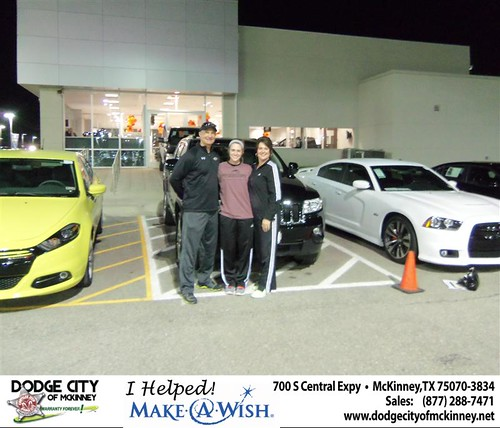 Dodge City - Chrysler Jeep Dodge Ram SRT McKinney Texas Customer Review - Gregory E. Wright by Dodge City McKinney Texas