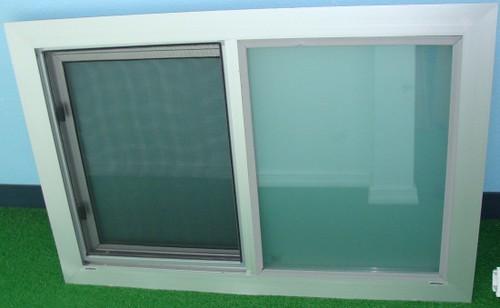 Infinity Fiberglass Window X-O