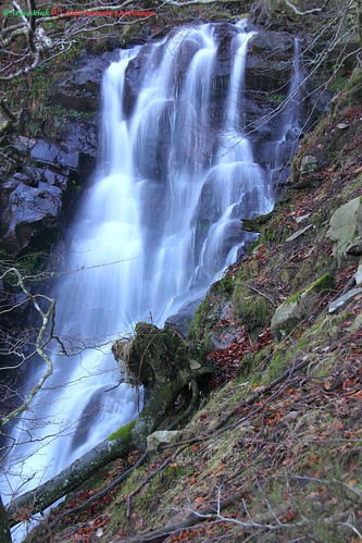 Cascada . Efecto seda #Photography #Foto #Flickr 25
