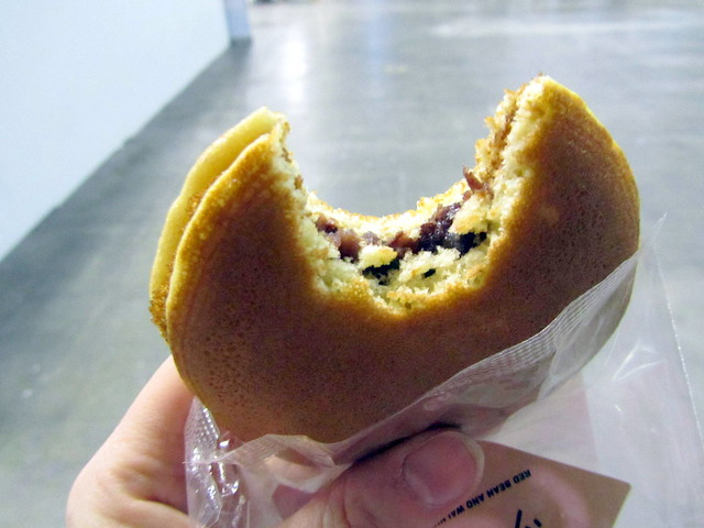 Dorayaki for breakfast