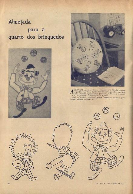 Os Nossos Filhos, Nº 180, Maio 1957 - 23 by Gatochy
