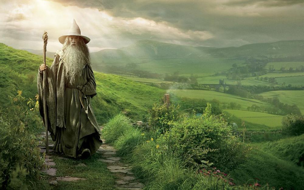 The Hobbit: An Unexpected Journey — Gandalf