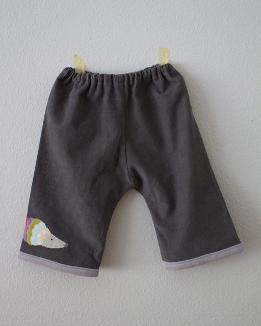 hedgehog pants