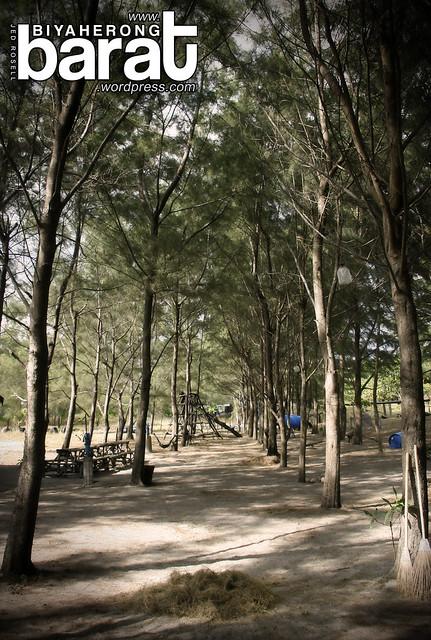 campsite in la paz crystal beach san narciso zambales