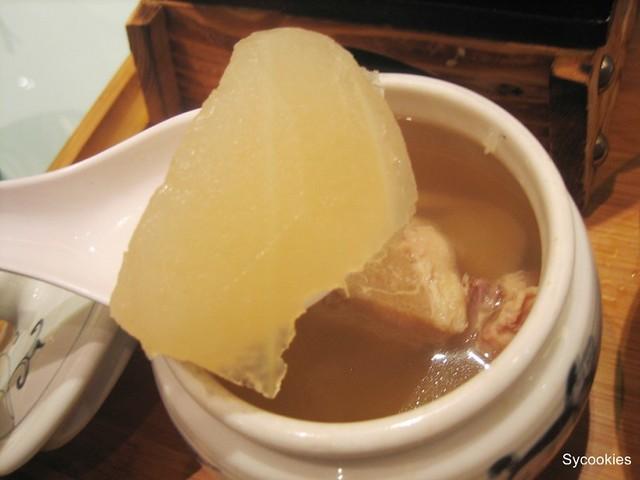 14.set radish soup @ fong lye