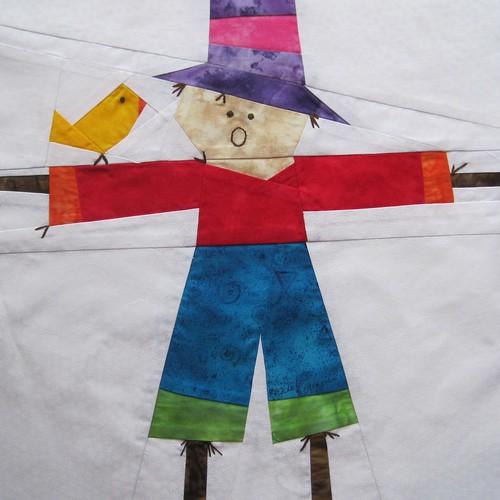 Scarecrow Surprise!