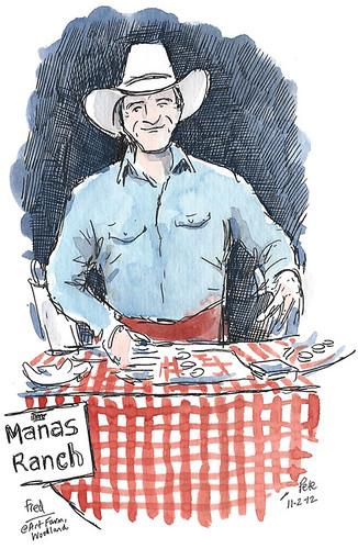 ArtFarm2012: Fred Manas