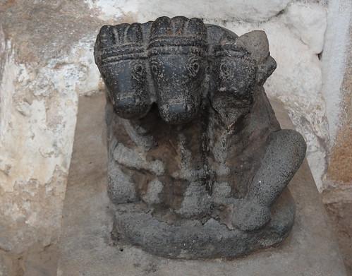 Three-headed Nandi