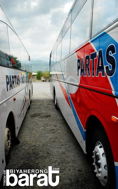 Partas Bus Lines to San Fernando City