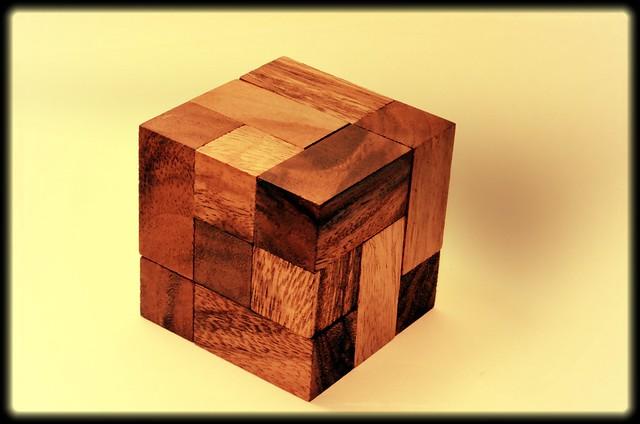 Soma Puzzle