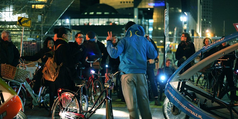 22 november 2012: Urban Bike Night