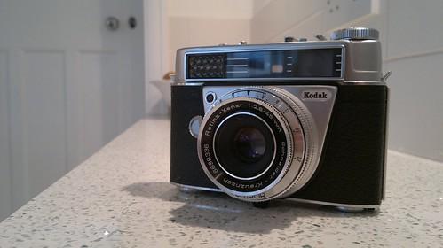 Kodak Retina Automatic II by TempusVolat